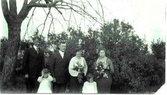 Marion & Merle's wedding
