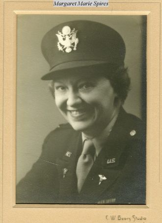 Margaret Marie Spires