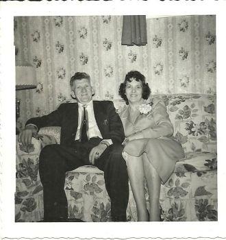 Hassell & Lillian (Vertrees) Pippin, Kentucky