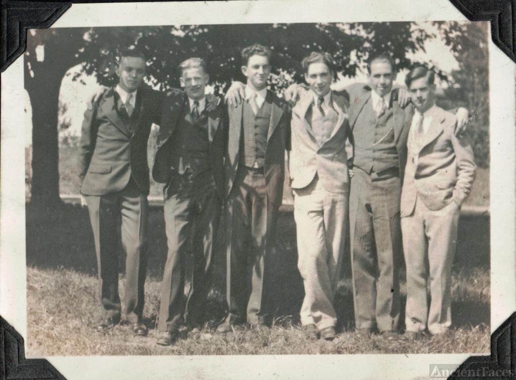 Frank Earl Lucas & friends
