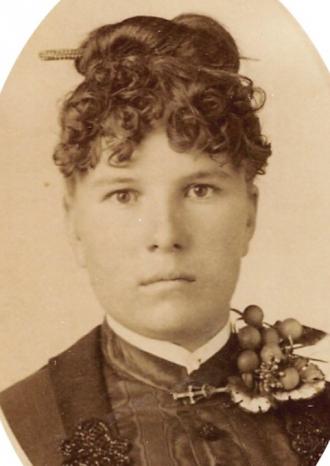 Mariah Louisa (Messinger) LeBaron