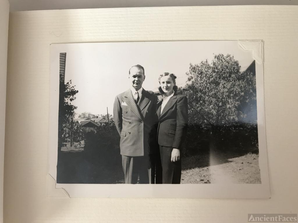 Joseph Toohey and Marion Davis Toohey