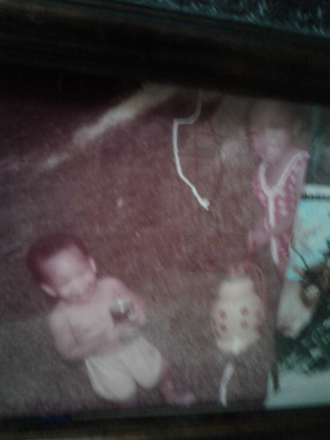Niece and nephew