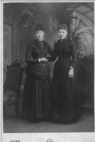 Maggie Welsh & Bridget Corcoran