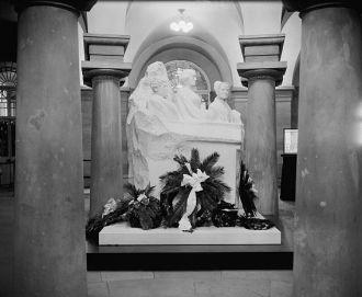 Susan B. Anthony monument
