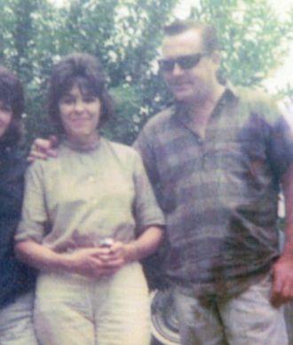 Francis and Juanita Stewart