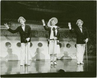 Betty Ann Grove on Broadway