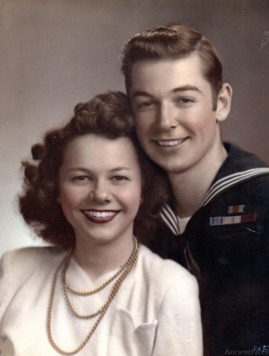 Norman and Marjorie (Deel) Been