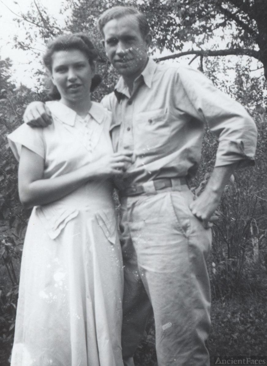 Delis James Hill and Bobbie Jean Dyer