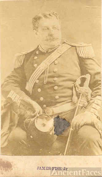 Col James Fisk, Jr.