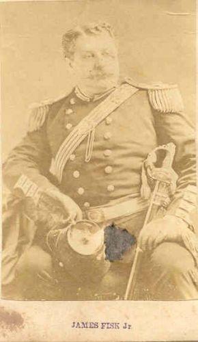Col James Fisk, Jr.