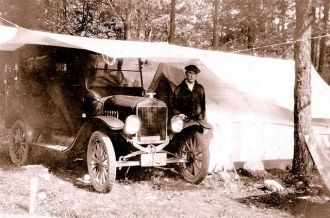 RV'in The Old Fashioned Way