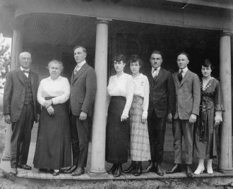 William Mark Conway family