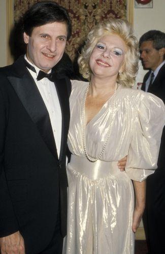 Joseph Bologna and lovely Renee