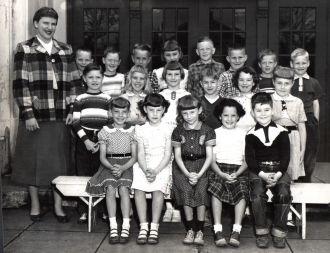 Jon Henderson, 1954