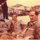 Sightseeing in Venice Italy - 1945