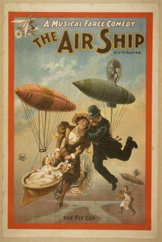 The Air Ship -  J.M. Gaites