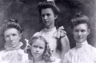 Wilton Sisters 1902