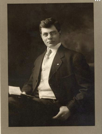 A photo of Walter M Krimbill