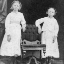 Sallie (Robinson) Jones and Julia (Robinson) McCalla