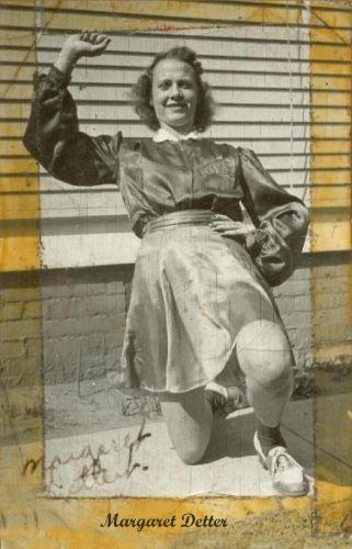 Margaret DETTER