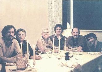 Vantassel Thanksgiving 1981