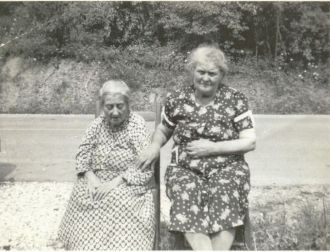 Mary & Tobitha Ramey
