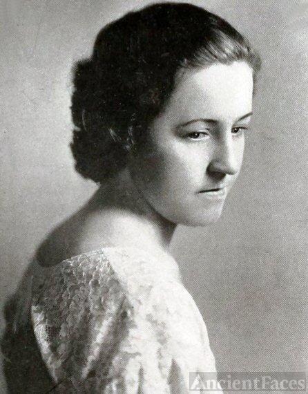 Eulalia Ball, Mississippi, 1932