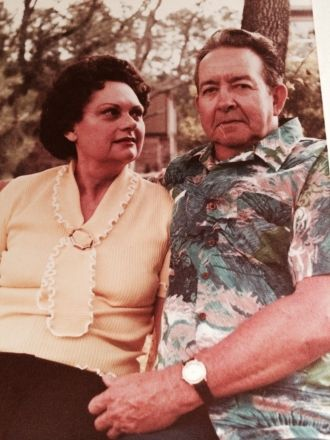 Edward Pegram & Agnes Billings
