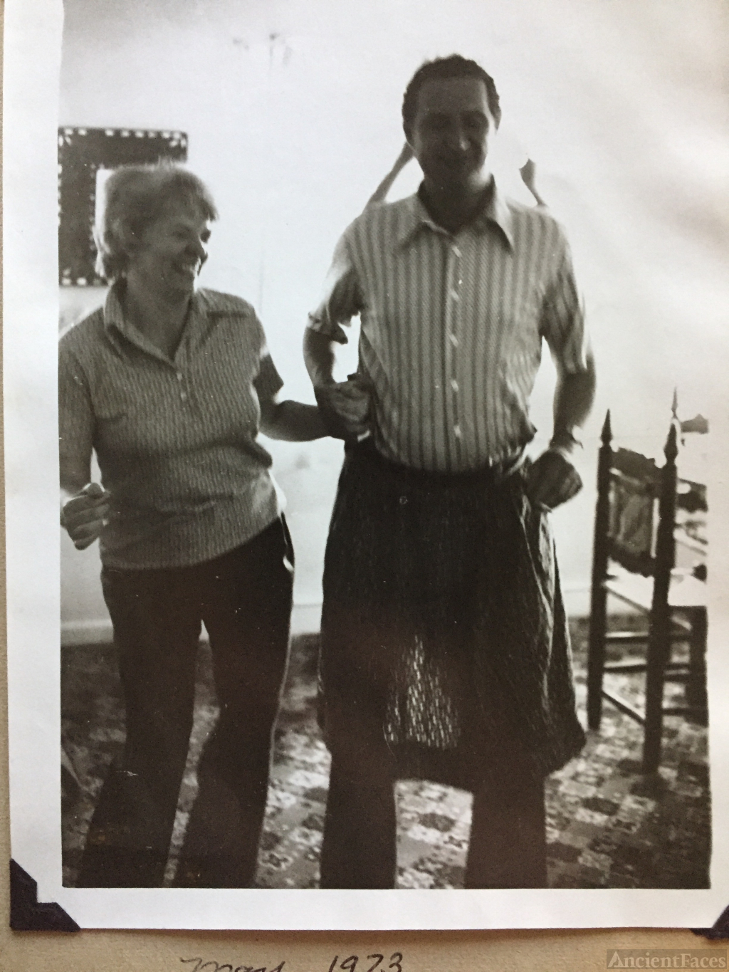 Remo and Barbara Mion