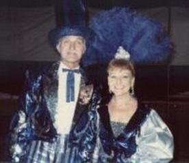 Barrie and Shelagh Sloan