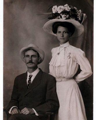 William & Leona