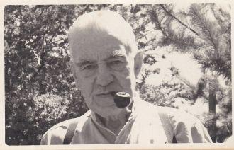 A photo of Francis Thomas Willcocks