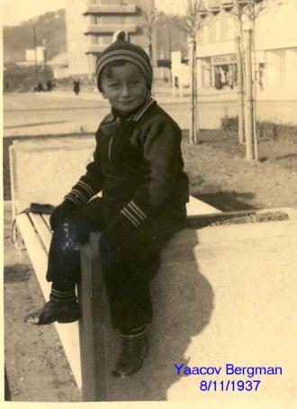 Yaakov Bergman