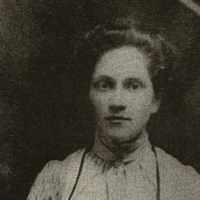 Effie Elizabeth Sanger b. 1886  d. 1960