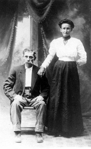 John and Mollie Tucker