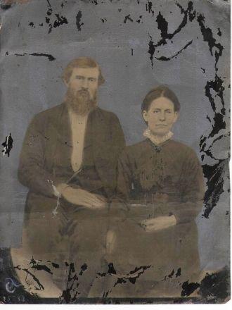 Dr Thomas Butler and Magee Ann Head