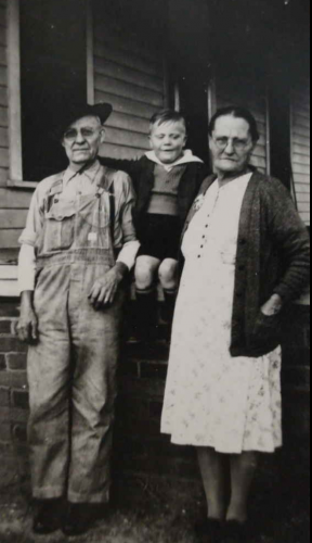 James William Reeves family