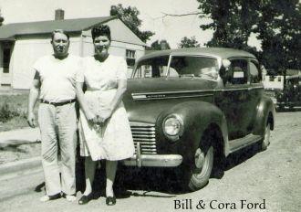 William & Cora (Mullins) Ford