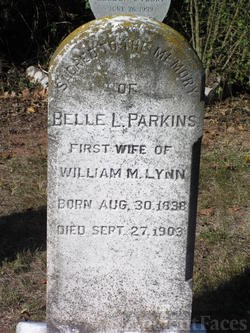 Isabelle L. Hixson Lynn gravesite