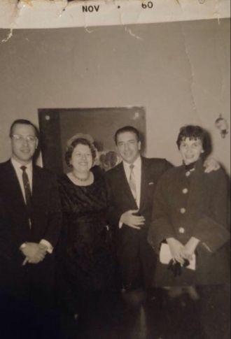 A photo of Richard Gerald Pombrio