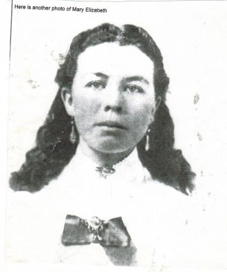 Mary Elizabeth Griffith