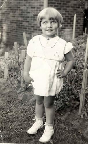 Ruth (Bader) Ginsburg