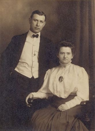 Sam and Alice Fraley