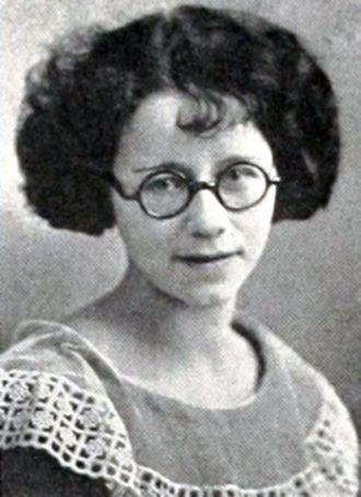 Marguerite Whitney, PA, 1923