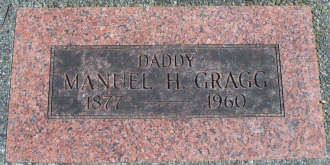 "A photo of Emanuel H. ""Manuel"" Gragg"