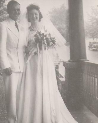 Mary Jane and Paul Andrew Branic