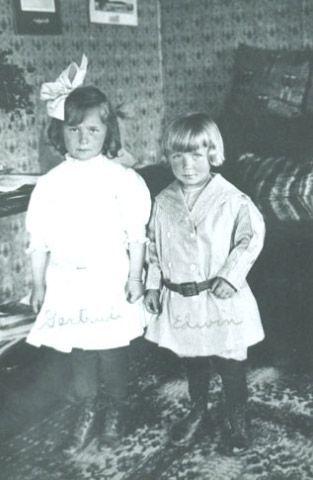 Gertrude and Joseph Kroetch