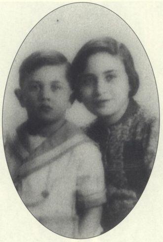 Max & Charlotte Messer