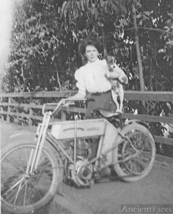 Mabel Edith Cole Paczoch Dawson